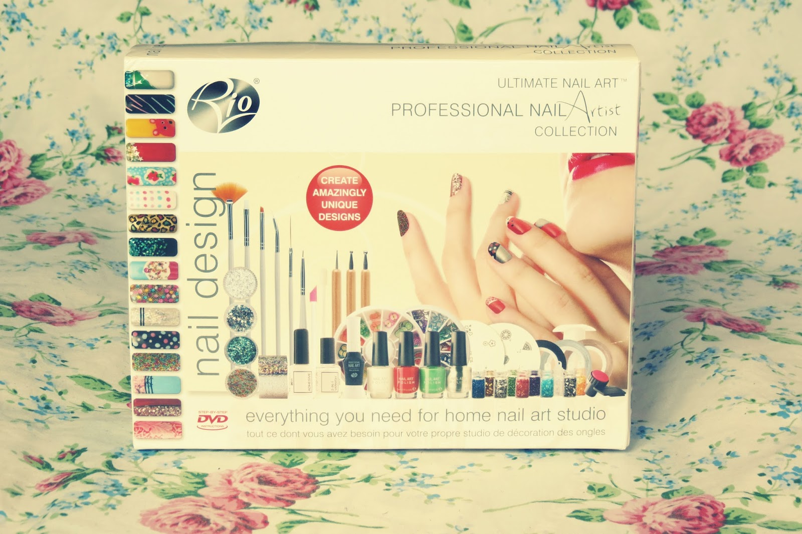 Nail art kits for beginners uk – Great photo blog about manicure 2017