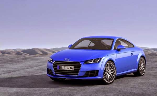 2015 Audi TT 2.0 TDI Ultra Review