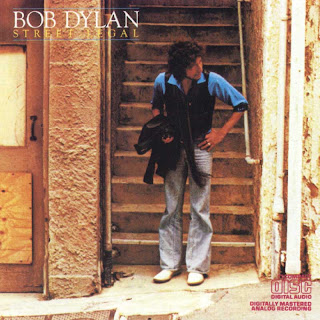 Bob Dylan - Street Legal album cover
