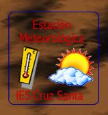 Estación Meteorológica I.E.S Cruz Santa