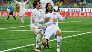 AS Roma, road to euro 2012