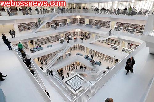 全球最美公立圖書館2