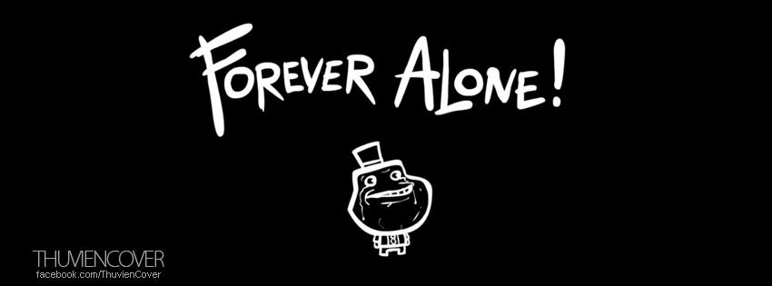 Ảnh bìa forever Alone
