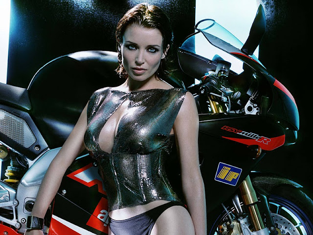 Dannii Minogue Sexy With Motor