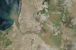 Imágenes satelitales