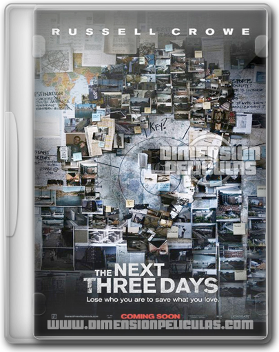 The Next Three Days (BRRip Inglés Subtitulado)