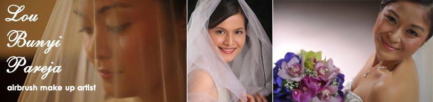 Lou Bunyi - Pareja Airbrush Make-Up Artist - Bridal Make-Up Artist in Metro Manila