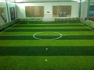 Membangun Lapangan Futsal