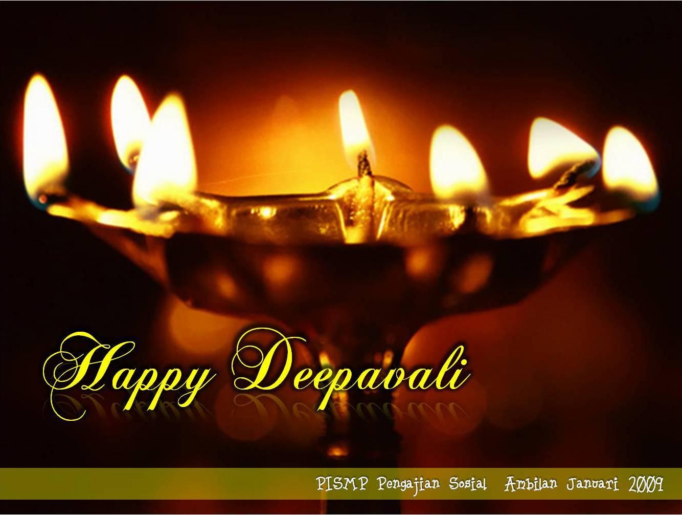 Adat Resam dan Kepercayaan Perayaan Deepavali .