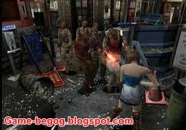 Game Resident Evil 3 Nemesis | Game Begog