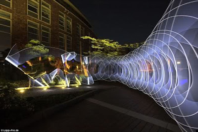 Another Amazing collection of light graffiti  Seen On www.coolpicturegallery.us
