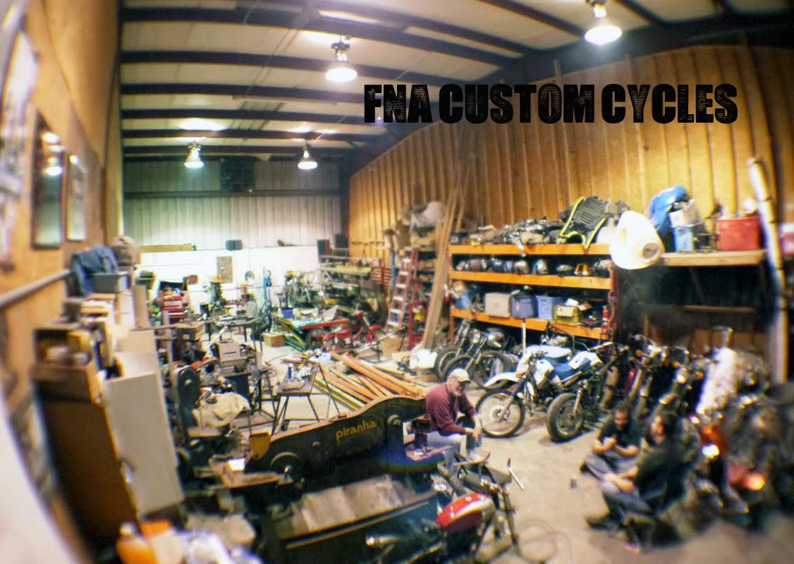 inside fna custom cycles