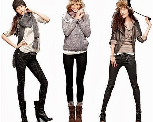 Latest 2016 Winter fashion Trends