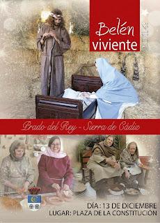 Prado del Rey - Belén Viviente 2014