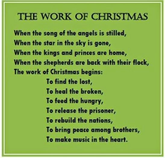 church of the acronym a christmas or epiphany poem