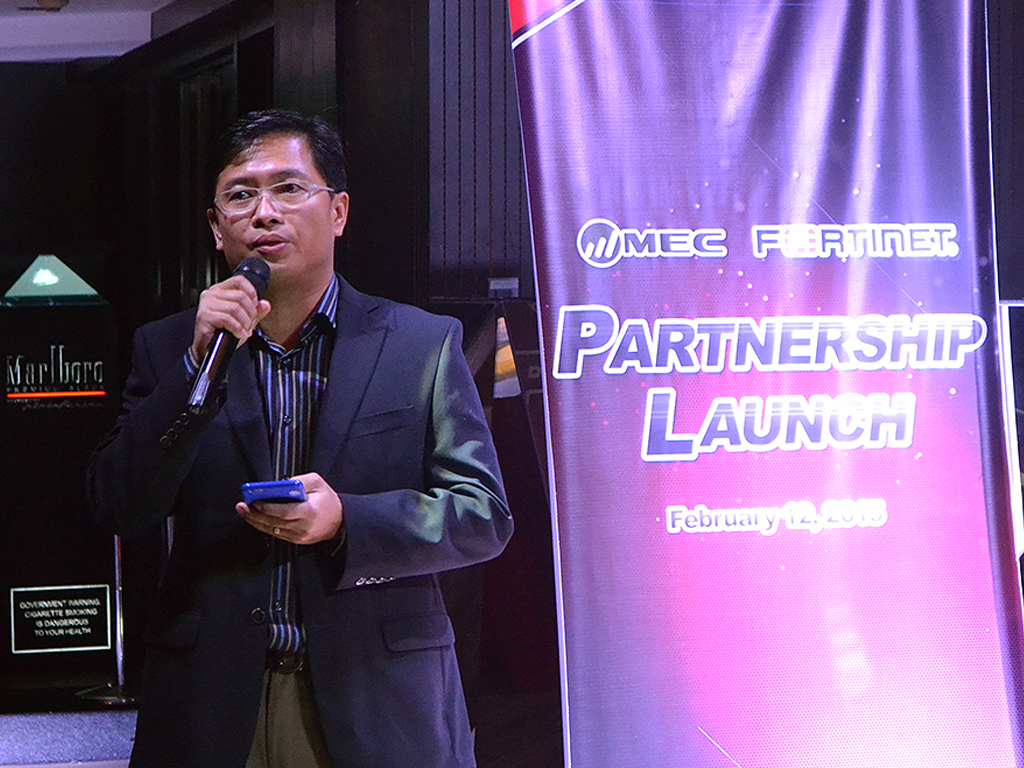 MEC - Fortinet Partnership Now Official!