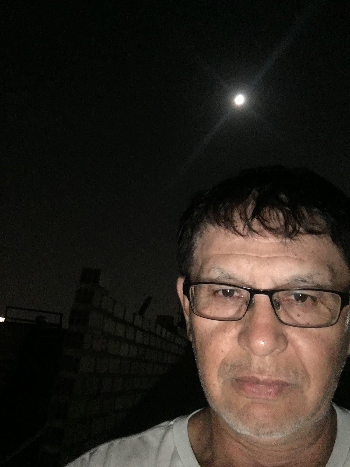 Noche de luna en perigeo,marzo 10, 2020
