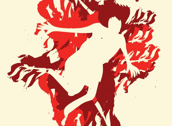 Risa Rodil. Supernatural Reimagined Season Posters. Doctor Ojiplático