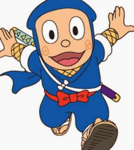 Gambar Ninja Hattori