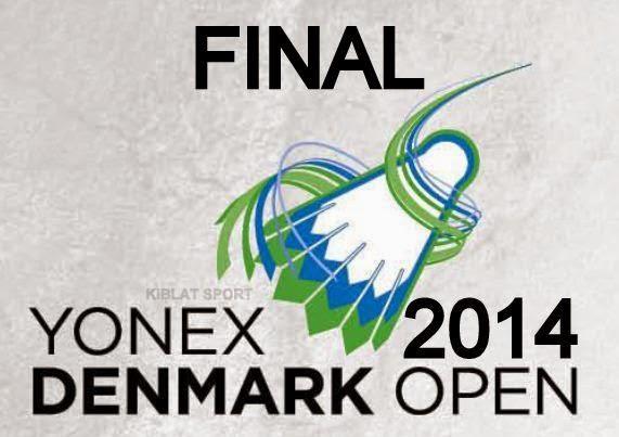 Jadwal & Hasil Pertandingan Final Denmark Open Super Series Premier 2014