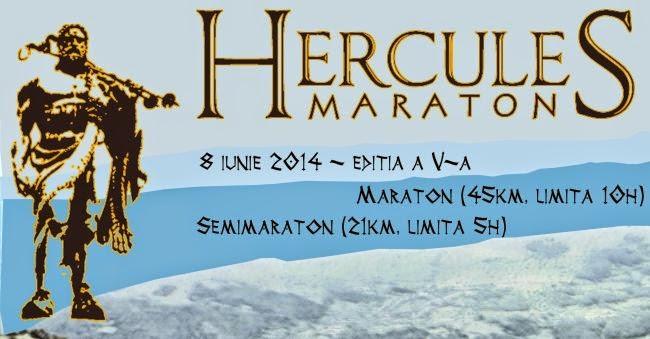 Invitatie la Hercules Maraton 2014. Alergare montana si peisaje superbe. Trail running in muntii Cernei