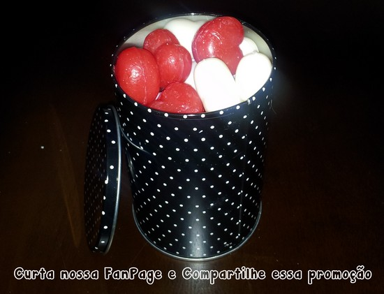 Sorteio de Sabonetes Perfumados Decorativos