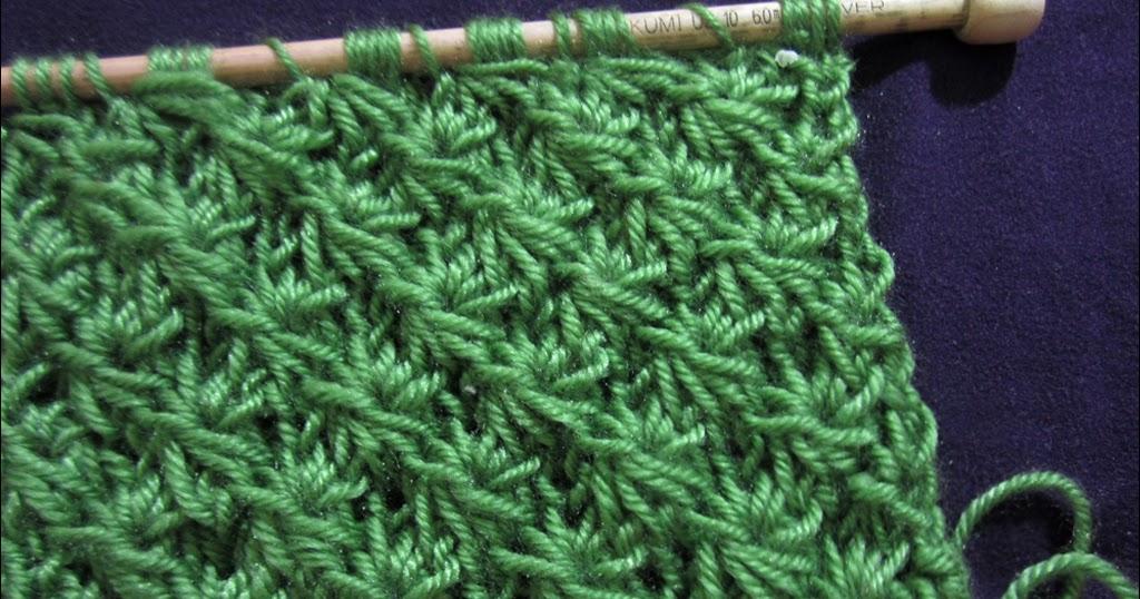 Beautiful Daisy Flower Stitch Knitting Unlimited