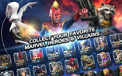 Marvel Contest of Champions 6.1.0 game for android terbaru 2016