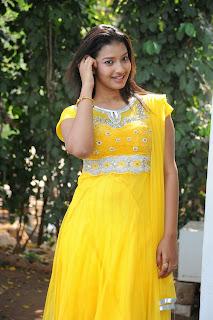 Pragnya Pictures in yellow salwar 008.jpg