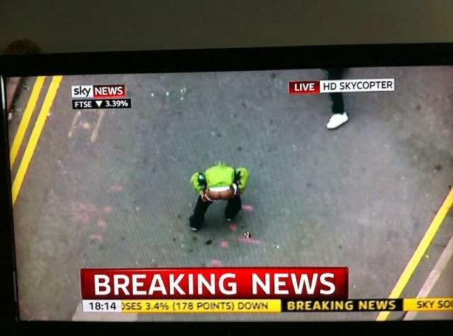 Furo da notícia, URGENTE!