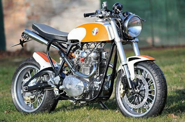 Yabsa - Yamaha-powered-BSA-framed-street-tracker-Custom-Motorcycle-hydro-carbons.blogspot.com-images