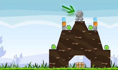 Angry Birds 1-8 Pouched Eggs