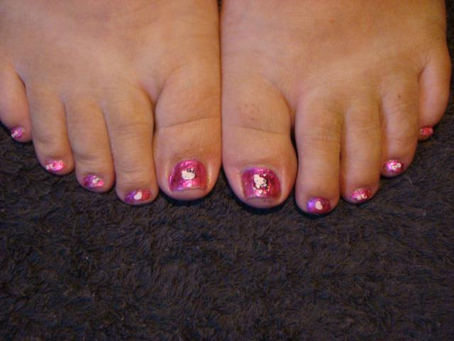 The Fascinating Hello kitty nail designs red color Digital Photography