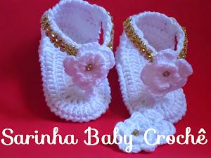 Conheçam a Sarinha Baby Crochê