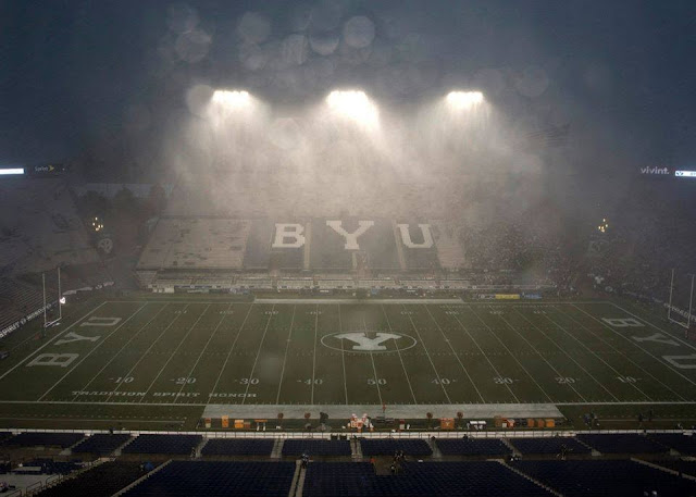 BYU Wins in Historic Fashion - Turning the Tide...