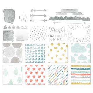 Beautiful Today Digital Class Kit from Stampin' Up! Get it here
