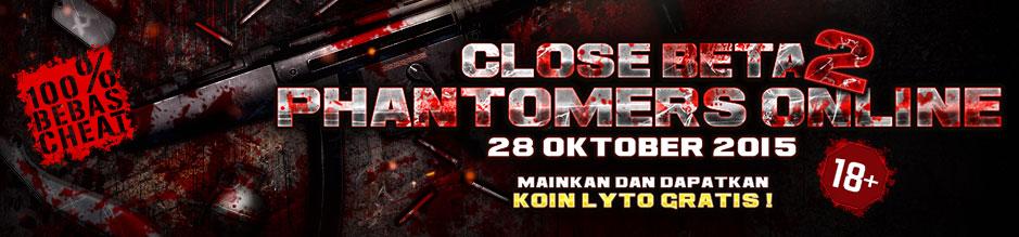 Segera, Lyto Mulai Close Beta 2 Phantomers Online Indonesia