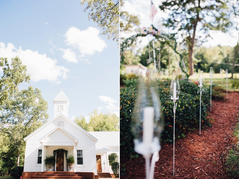 Silver Run Chapel in Munford, Alabama