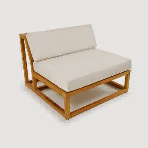 Maya teak luxury furniture sectional sofa outdoor patio for Outdoor furniture luxury