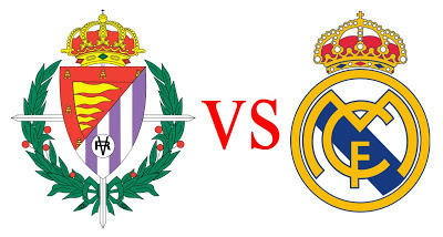 Prediksi Skor Real Valladolid vs Real Madrid 09 Desember 2012