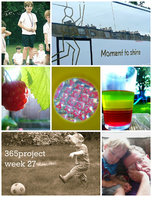 Five Go Blogging 365project week 27