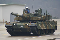 K2 Black Panther Main Battle Tank