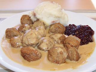 ikea swedish meatballs gravy low fat recipe