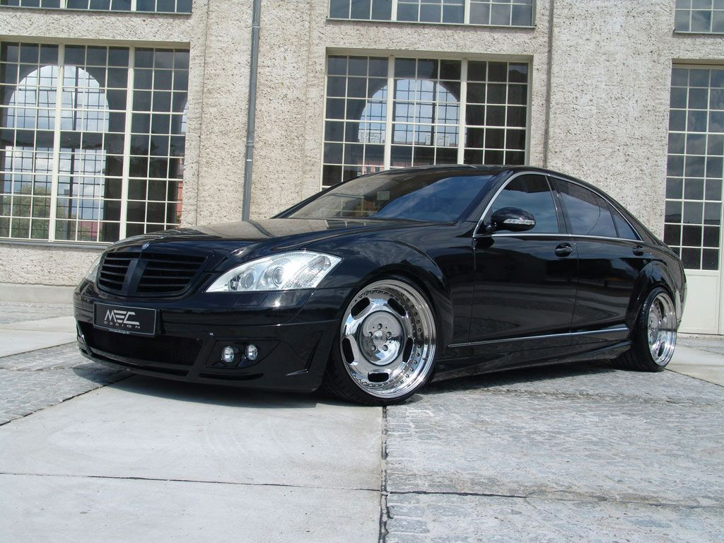 Mercedes benz s class bodykit by mec design car tuning for Mercedes benz s class accessories