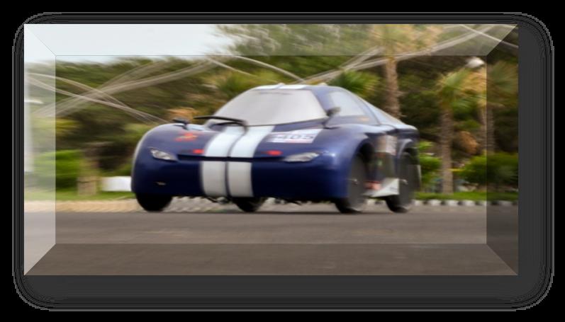 Sapuangin 3-EVO Mobil kategori Urban Concept dengan Bahan Bakar Gasoline