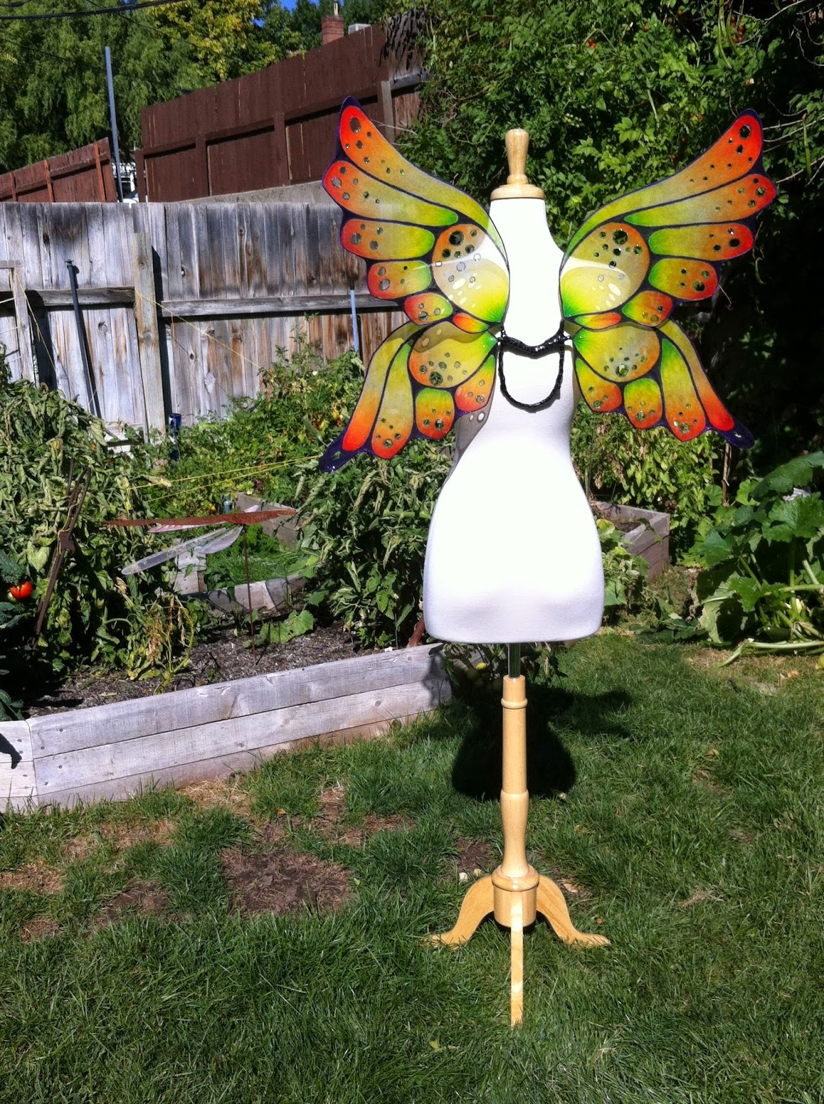 How to Make: Easy Affordable Fairy Wings