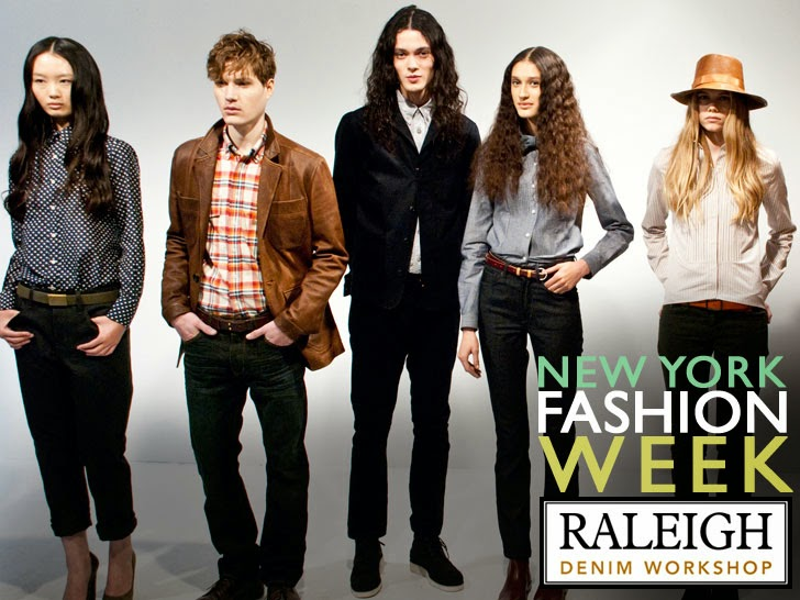Levis Ad New York Fashion Week Fall 2012   Whats Haute