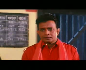 Mithun at the police station