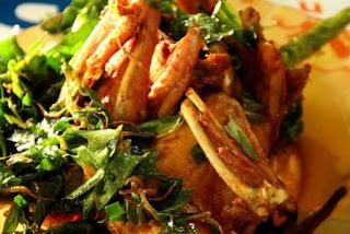 Resep Menu Ayam Tangkap nikmat Khas Aceh
