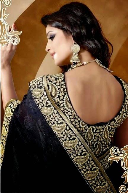 Divine Designer Sarees 2014
